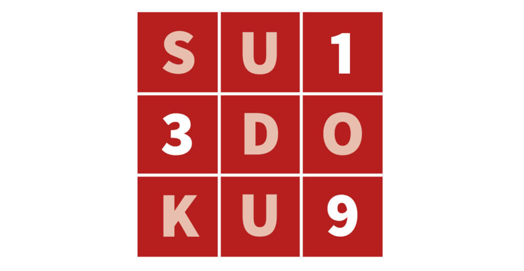 Digital sudoku