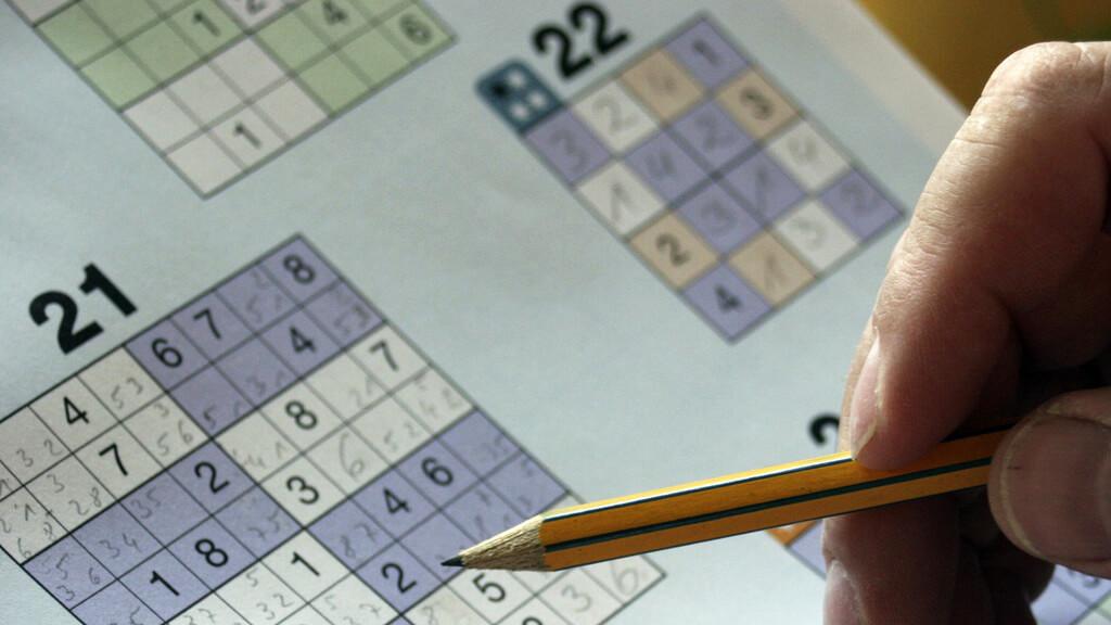 Sudoku oppfunnet
